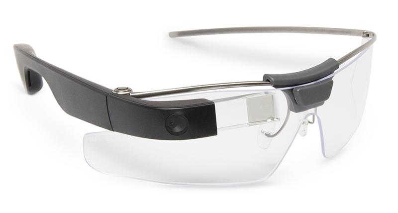 Google Glass. Cred: Google/Streye
