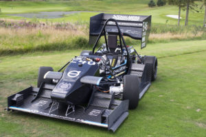 Årets elektriska racingbil